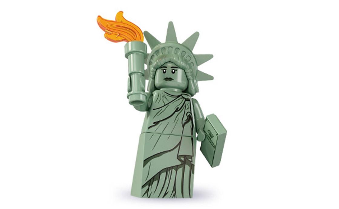 LEGO Minifigures Статуя свободы (8827-4)