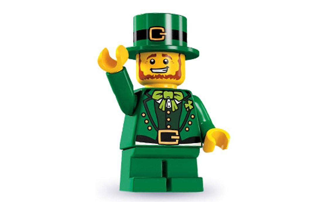 LEGO Minifigures Леприкон (8827-9)