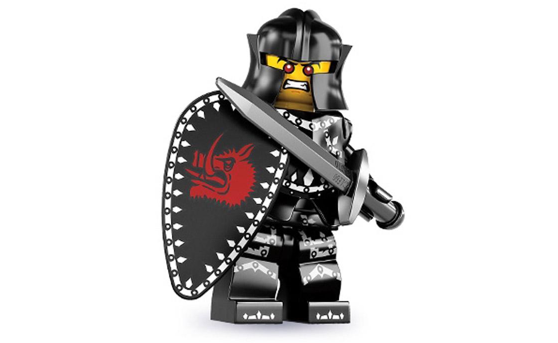 LEGO Minifigures Злой рыцарь (8831-14)
