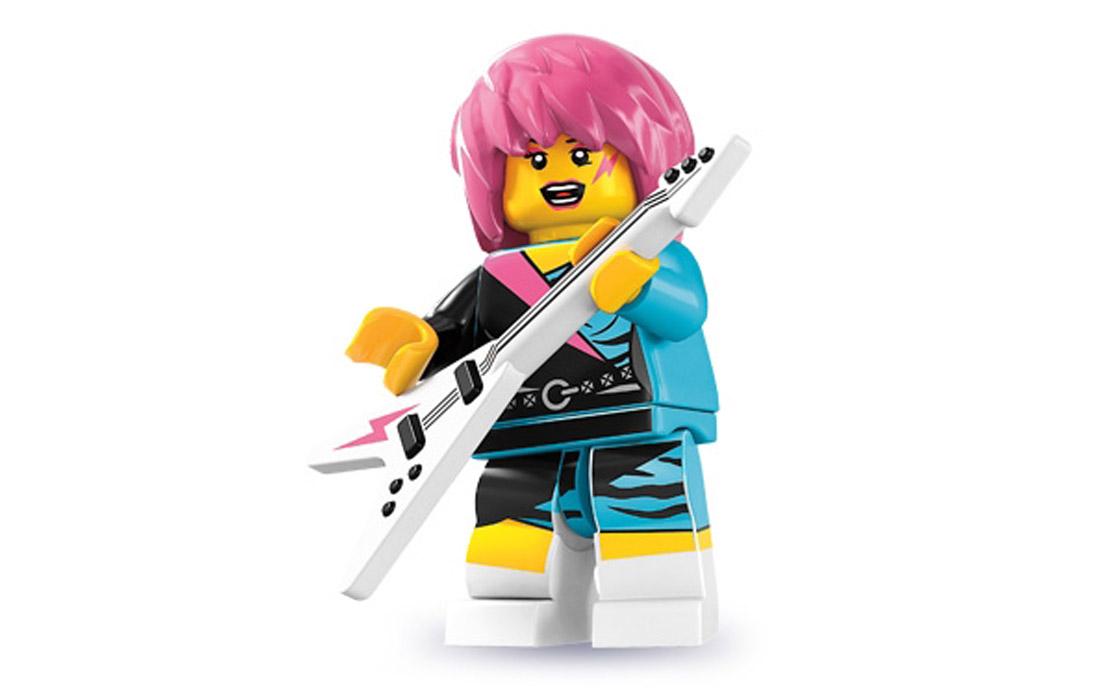 LEGO Minifigures Гитарист (8831-15)