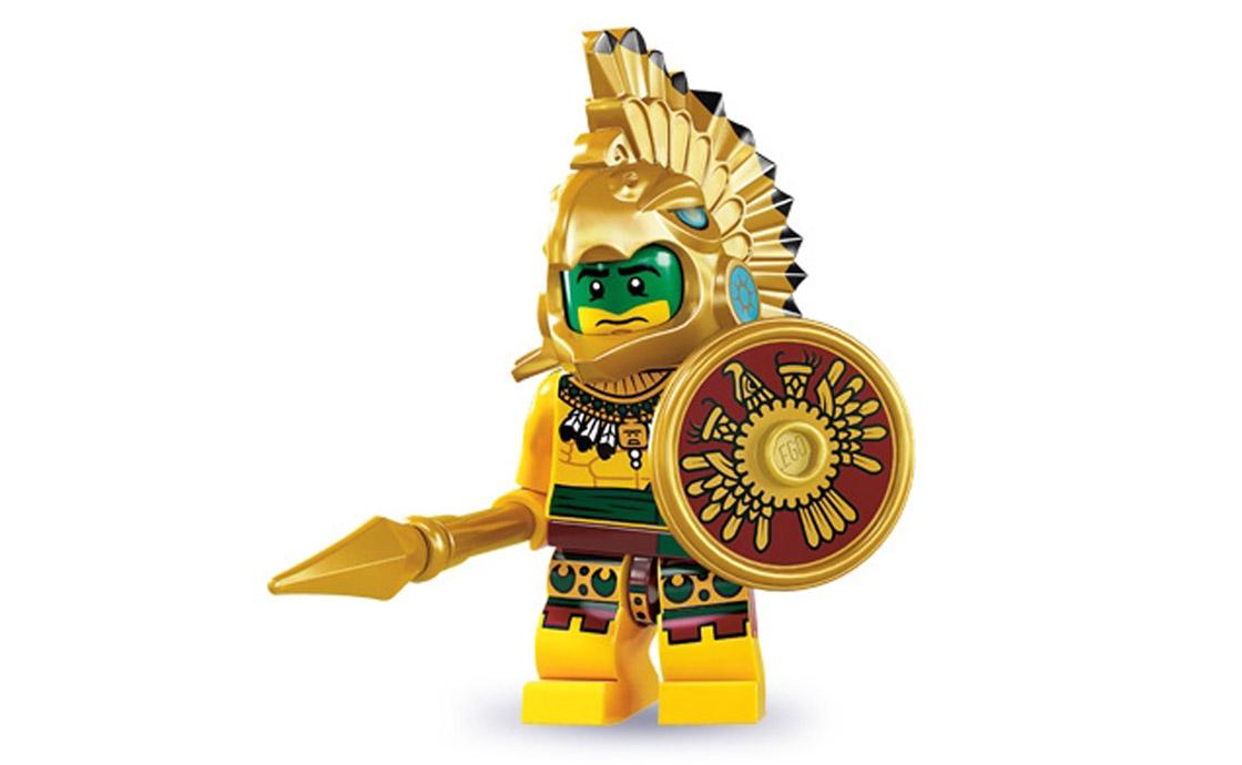 LEGO Minifigures Воин ацтек (8831-2)