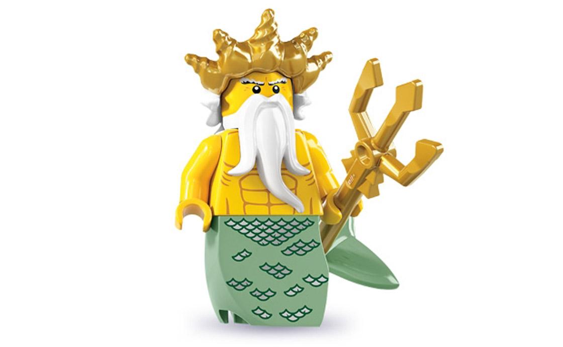 LEGO Minifigures Нептун (8831-5)