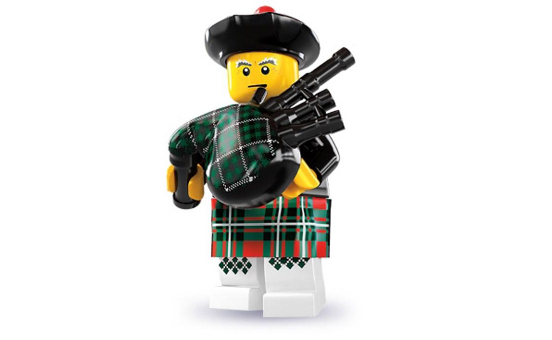 LEGO Minifigures Шотландец (8831-6)
