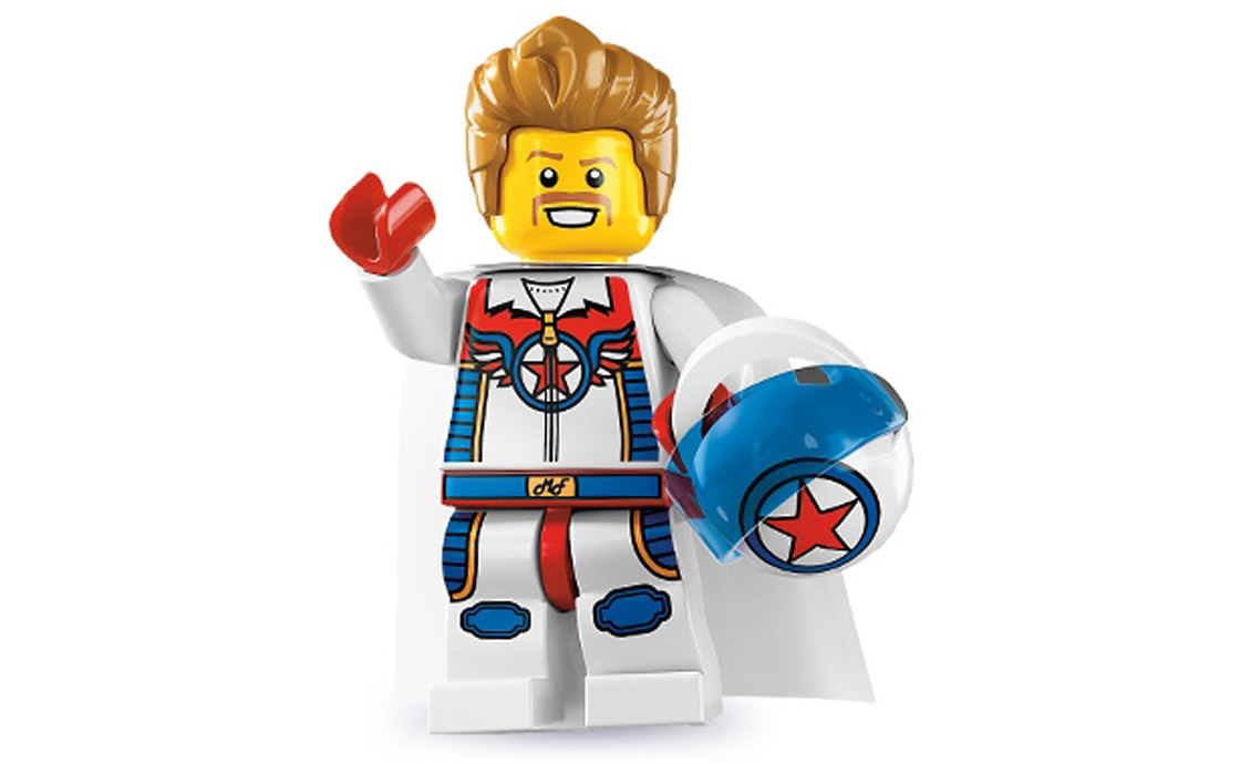 LEGO Minifigures Мотогонщик (8831-7)