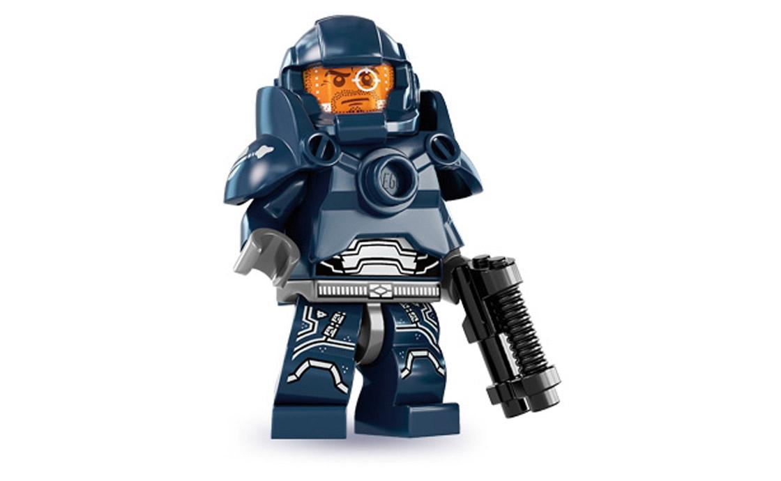 LEGO Minifigures Космический Рейнжер (8831-8)