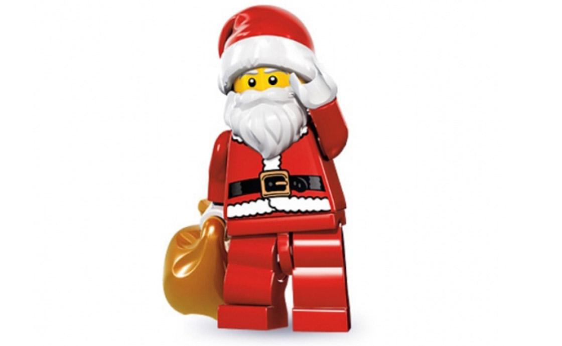 LEGO Minifigures Санта (8833-10)