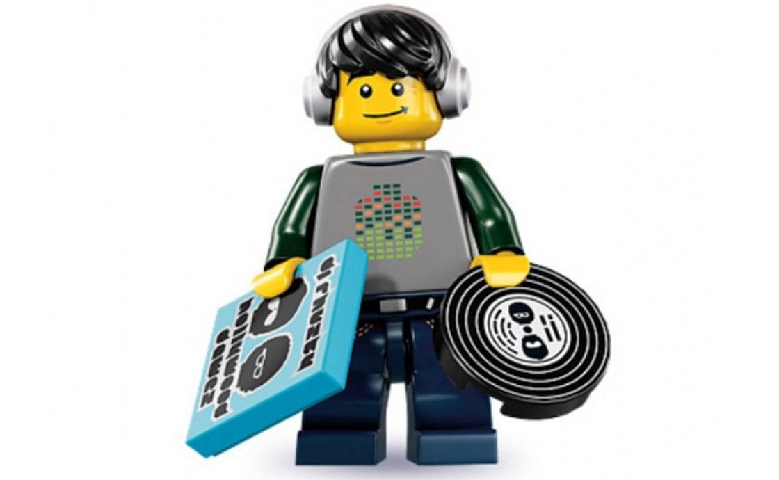 LEGO Minifigures Диджей (8833-12)