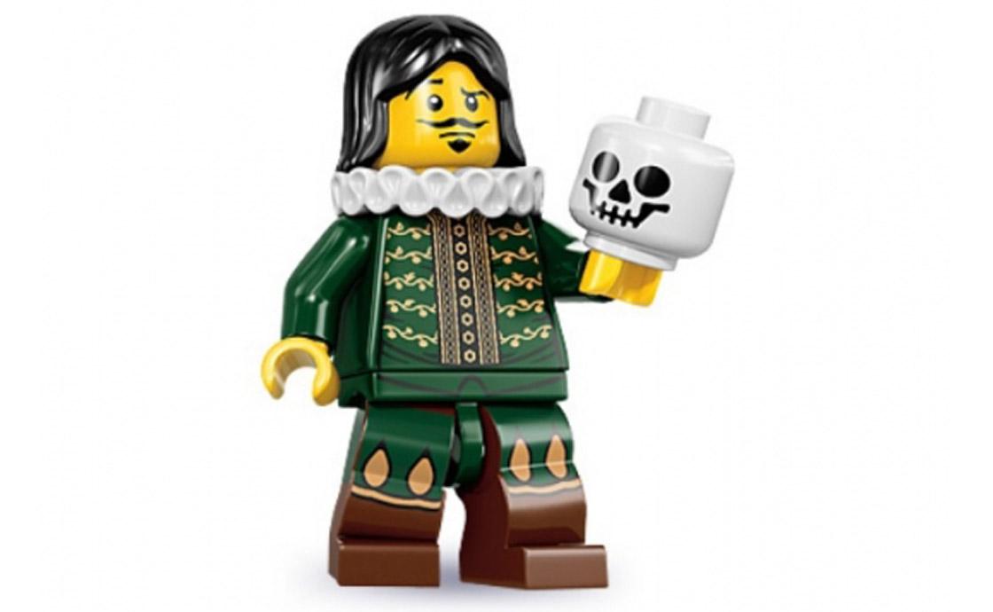 LEGO Minifigures Актёр (8833-14)
