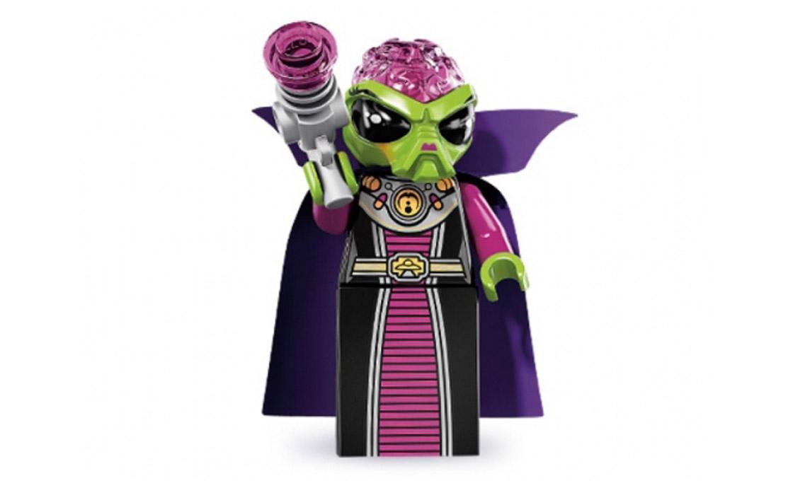 LEGO Minifigures Инопланетная злодейка (8833-16)