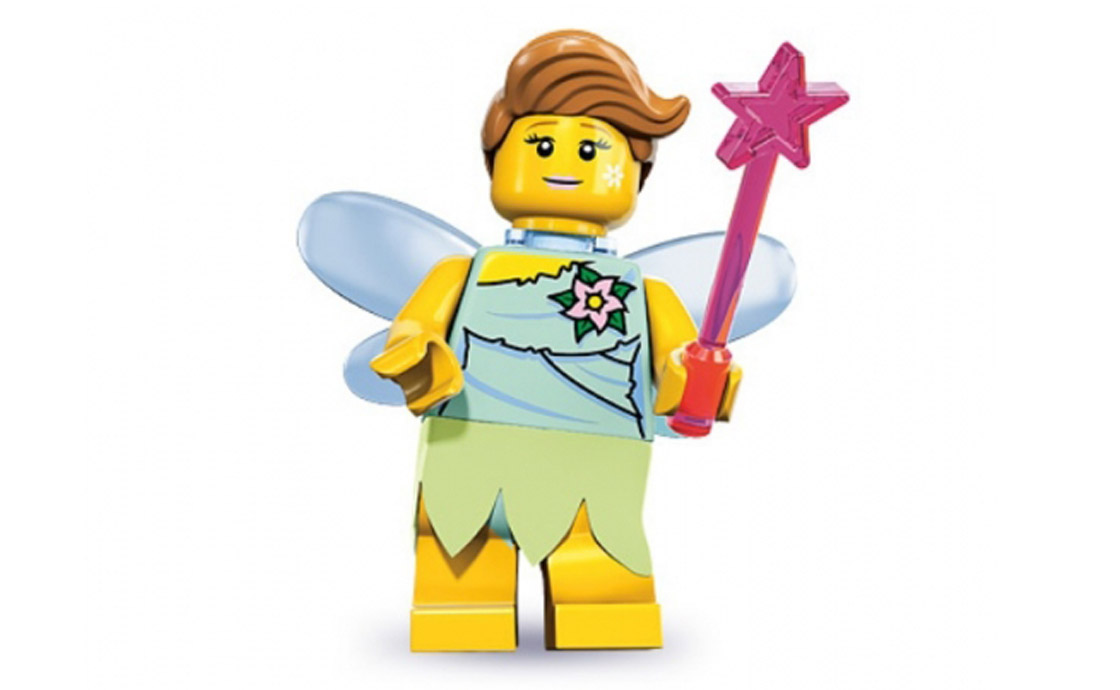 LEGO Minifigures Фея (8833-9)