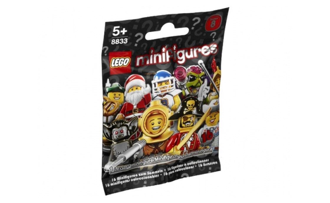 LEGO Minifigures Minifigures-vol 8 (8833)