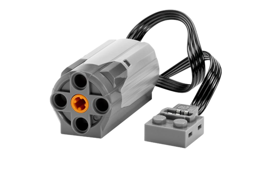 LEGO Education Мотор PF (средний M) (8883)
