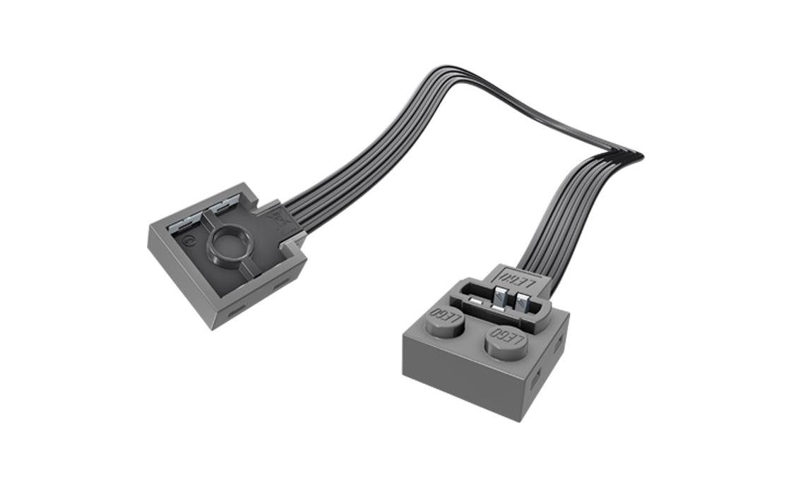 LEGO Education Дополнительный силовой кабель (20 см) (8886)