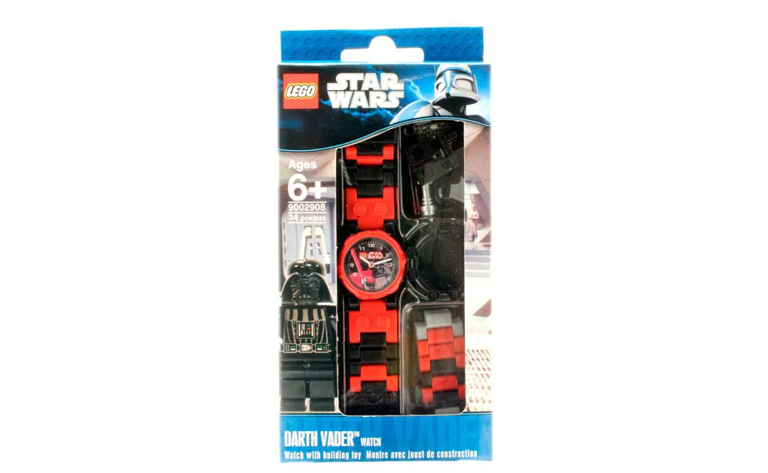 LEGO Star Wars Часы Дарт Вейдер Star Wars (9002908)
