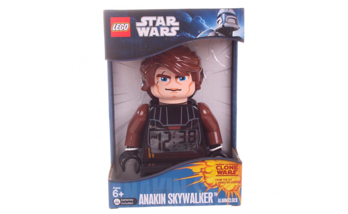 Часы Будильник Анакин Скайуокер Star Wars (9003073)