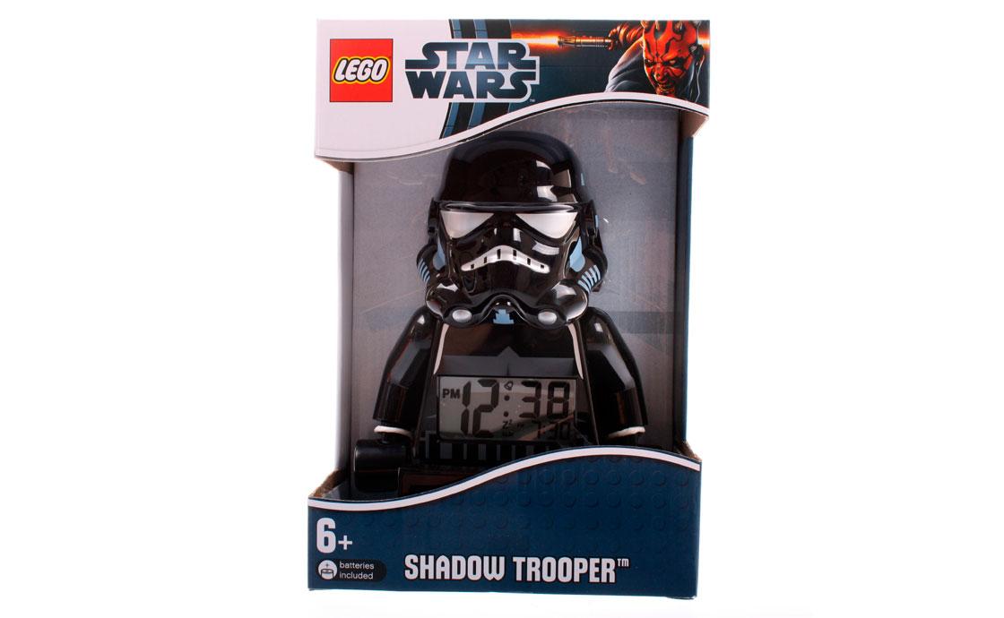Часы Будильник Shadow Trooper (9005589)
