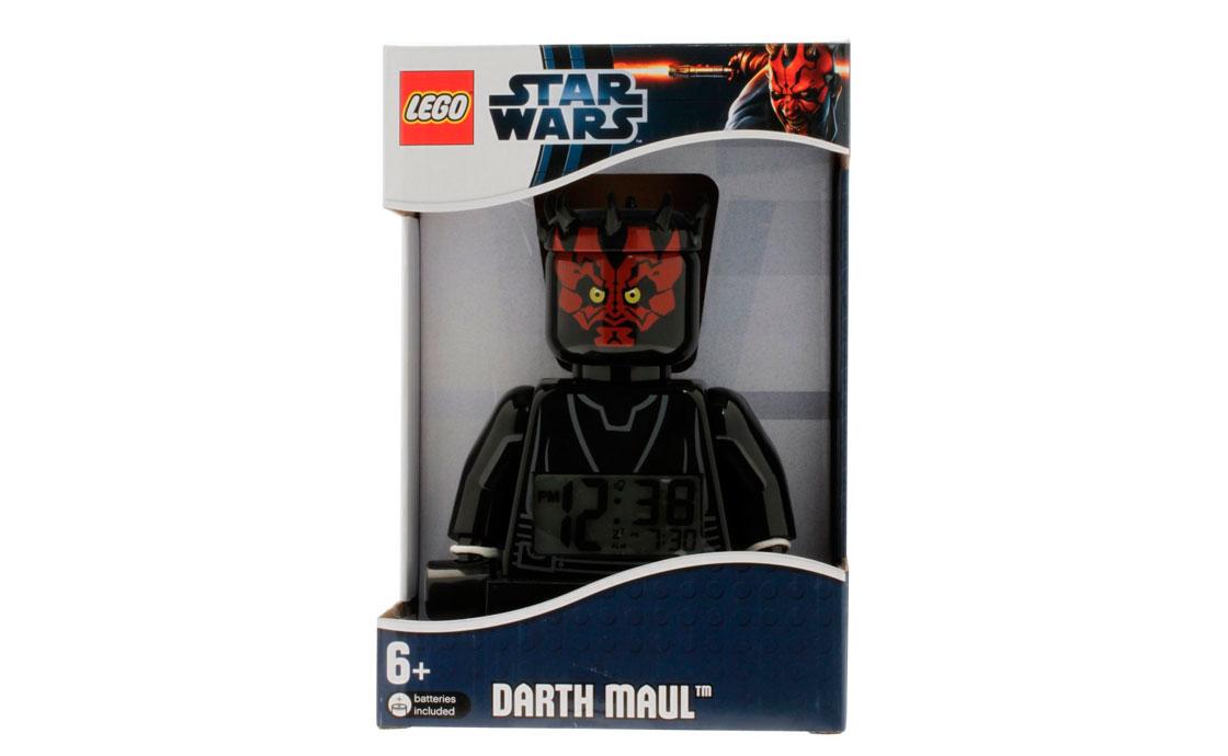 Часы Будильник Darth Maul Star Wars (9005596)