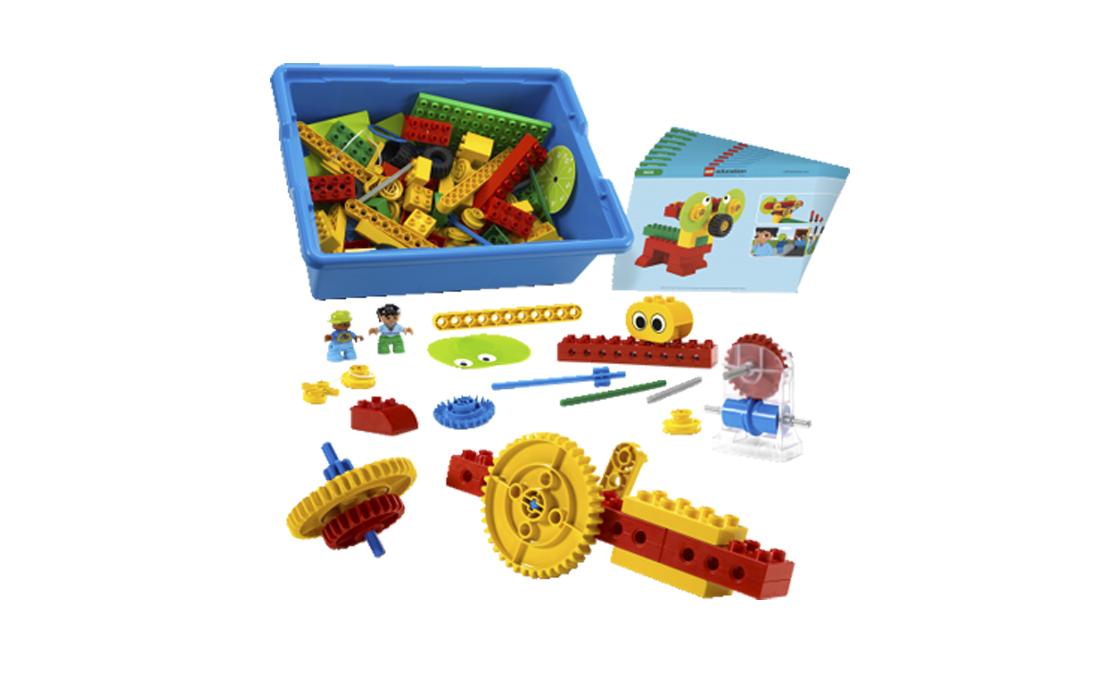 LEGO Education Набор Первые механизмы (9656)