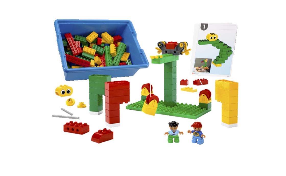 LEGO Education Первые конструкции (9660)