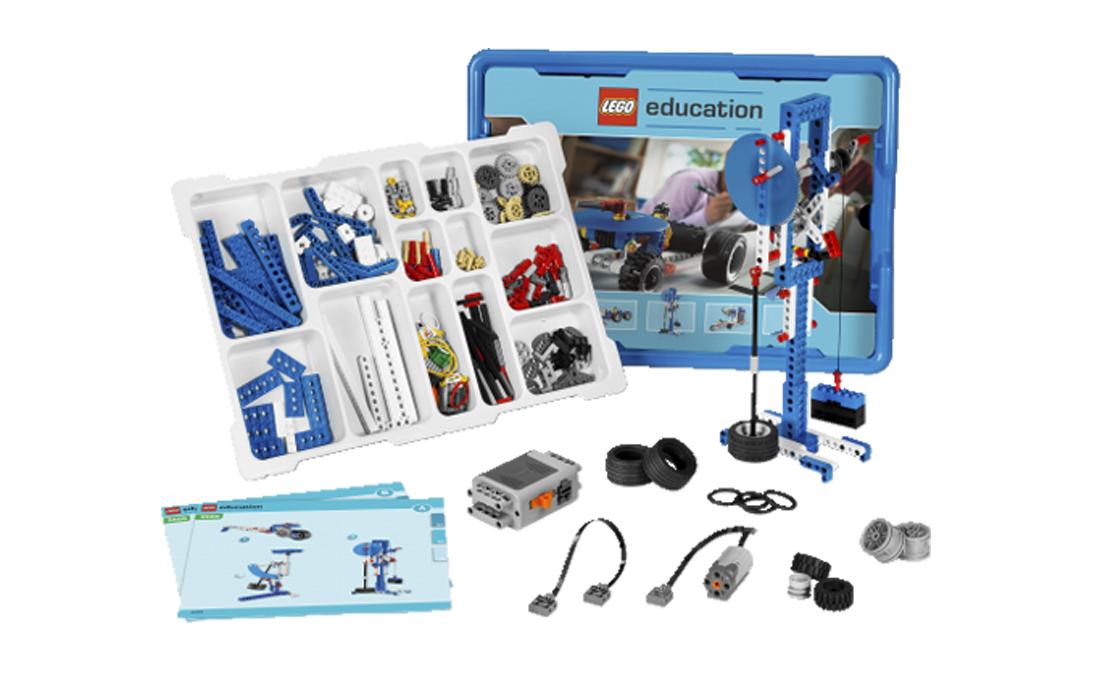 LEGO Education Набор Технология и физика (9686)