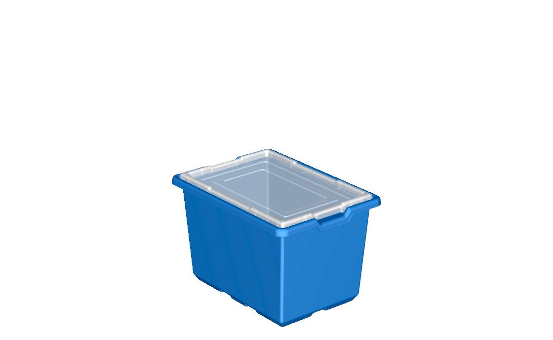 LEGO Education Пустой ящик для хранения (9840)