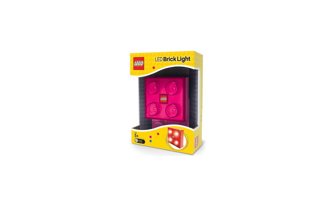 LEGO Accessories Фонарик-кубик для девочек (LGL-BP2G)