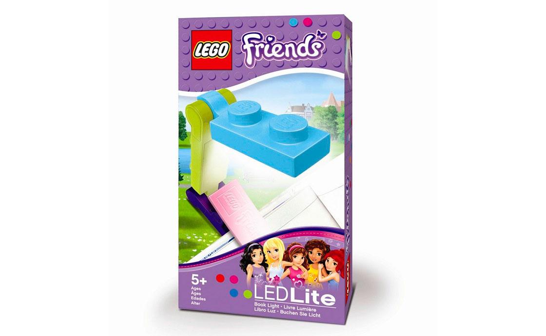 LEGO Accessories Фонарик с зажимом для чтения (LGL-CL4-BELL)