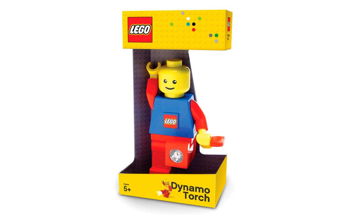 LEGO Accessories Фонарик с ручным механизмом (LGL-DY1)
