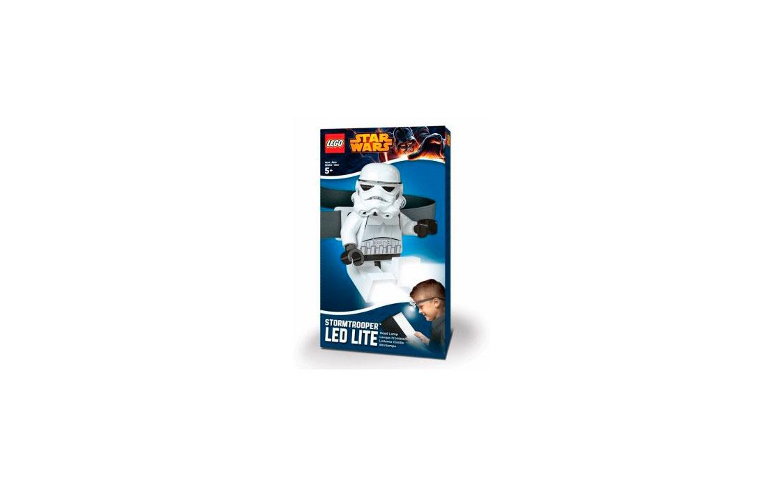 """LEGO Accessories Фонарик на голову """"Трупер"""" (LGL-HE12-BELL)"""