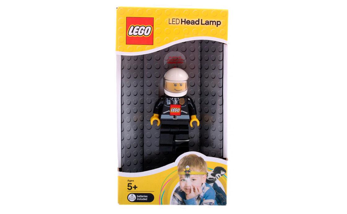 LEGO Accessories Фонарик-полицейский с батарейками (LGL-HE2)
