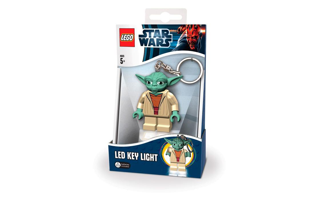 LEGO Accessories LEGO Star Wars Брелок-фонарик Йода (LGL-KE11)