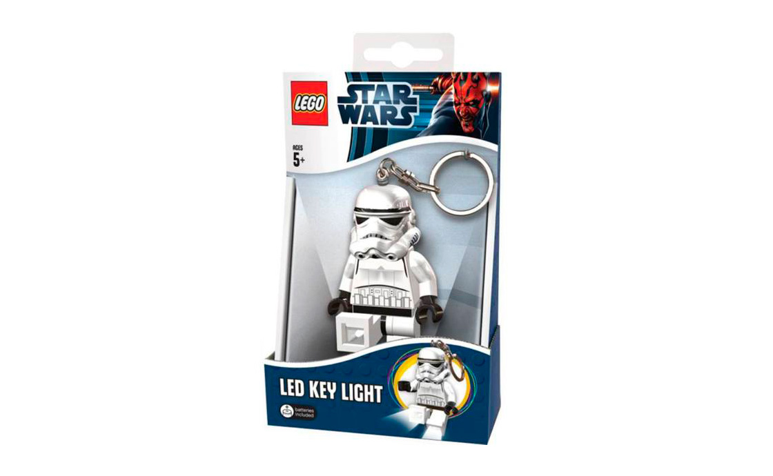 LEGO Accessories Брелок-фонарик Штурмовик с батарейкой (LGL-KE12)