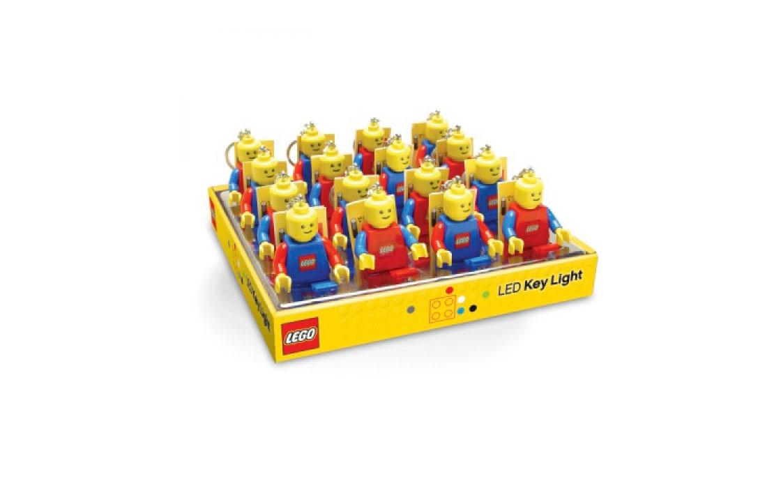 LEGO Accessories Брелок-фонарик с батарейкой (LGL-KE1T)