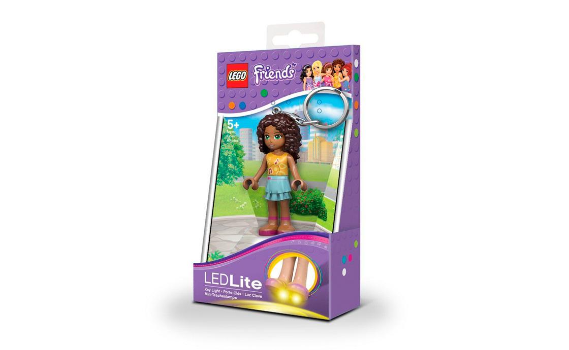 LEGO Accessories IQ Брелок-фонарик Андреа Friends (LGL-KE22 A-6-BELL)