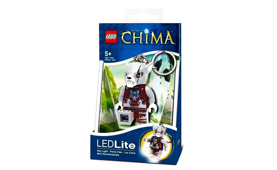 LEGO Accessories Брелок-фонарик Вориз (LGL-KE37-BELL)