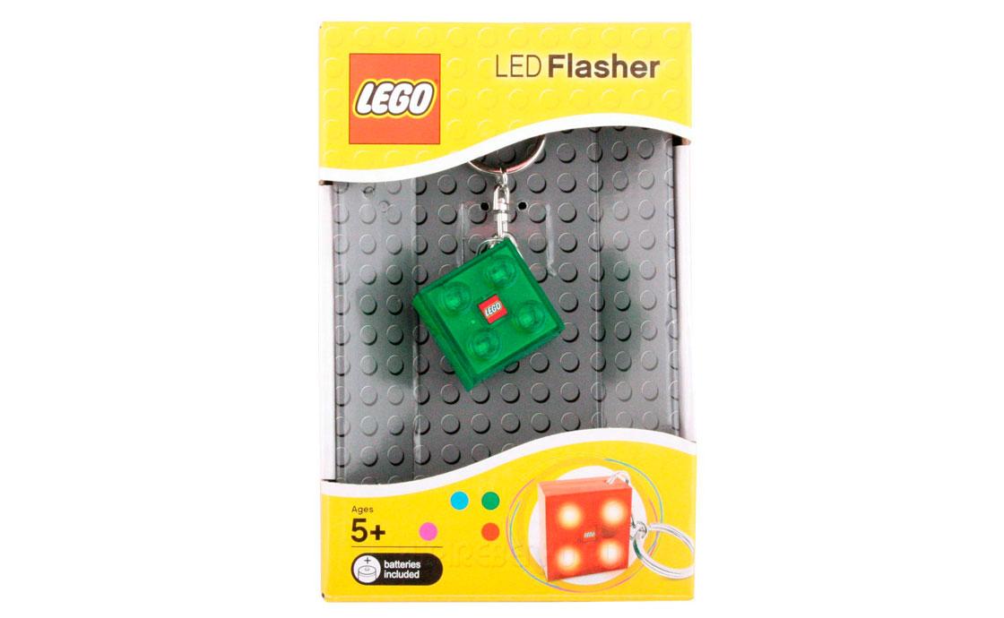 LEGO Accessories Фонарик-маячок с батарейками (в ассортименте) (LGL-KE3)