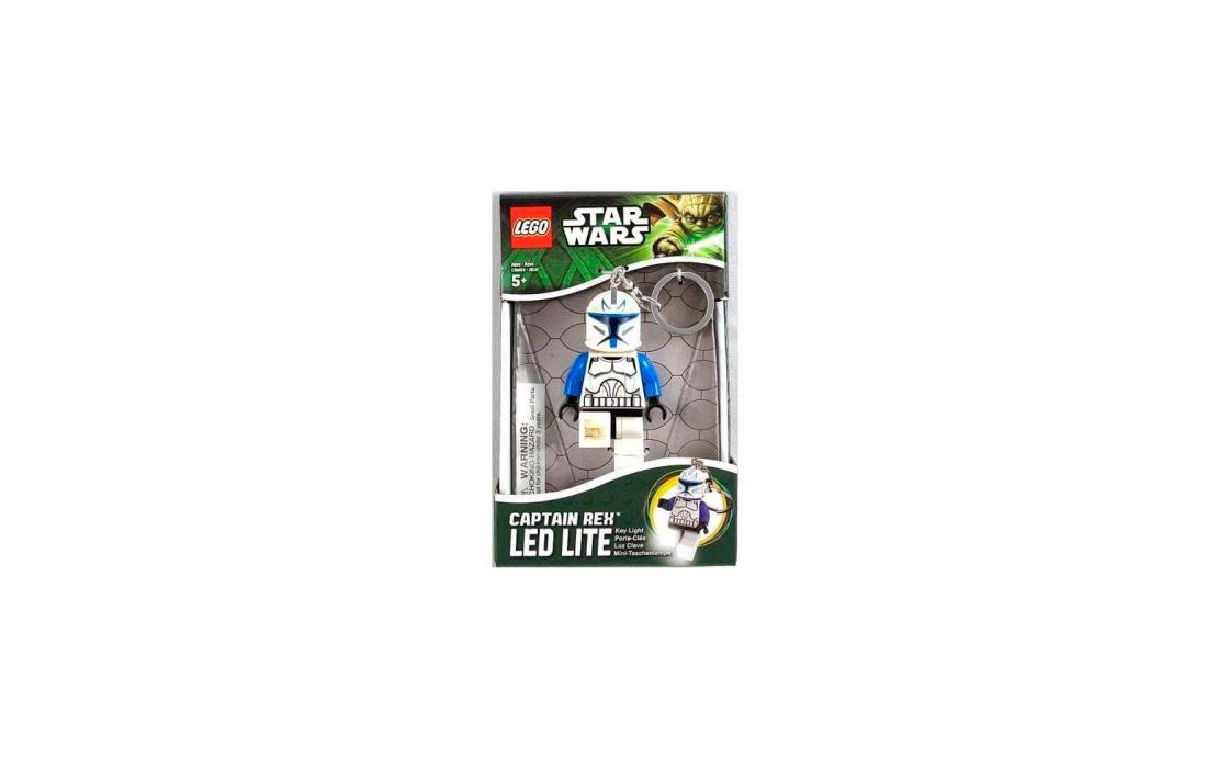 LEGO Accessories Брелок-фонарик Captain Rex (LGL-KE42-BELL)
