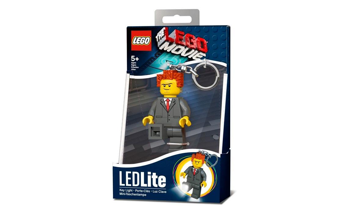 LEGO Accessories LEGO Movie Брелок-фонарик Лорд Бизнес (LGL-KE44-BELL)