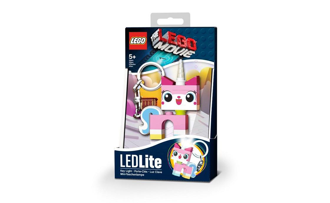 LEGO Accessories Брелок-фонарик Юникити (LGL-KE45-BELL)