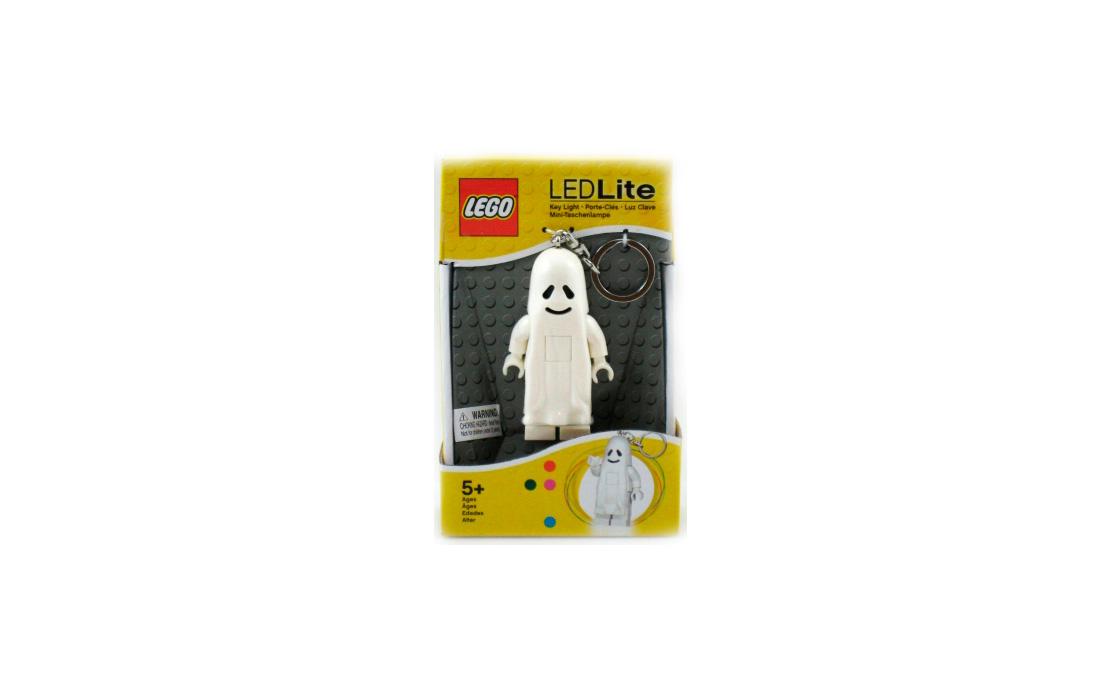 LEGO Accessories IQ Брелок-фонарик привидение (LGL-KE48-6-BELL)