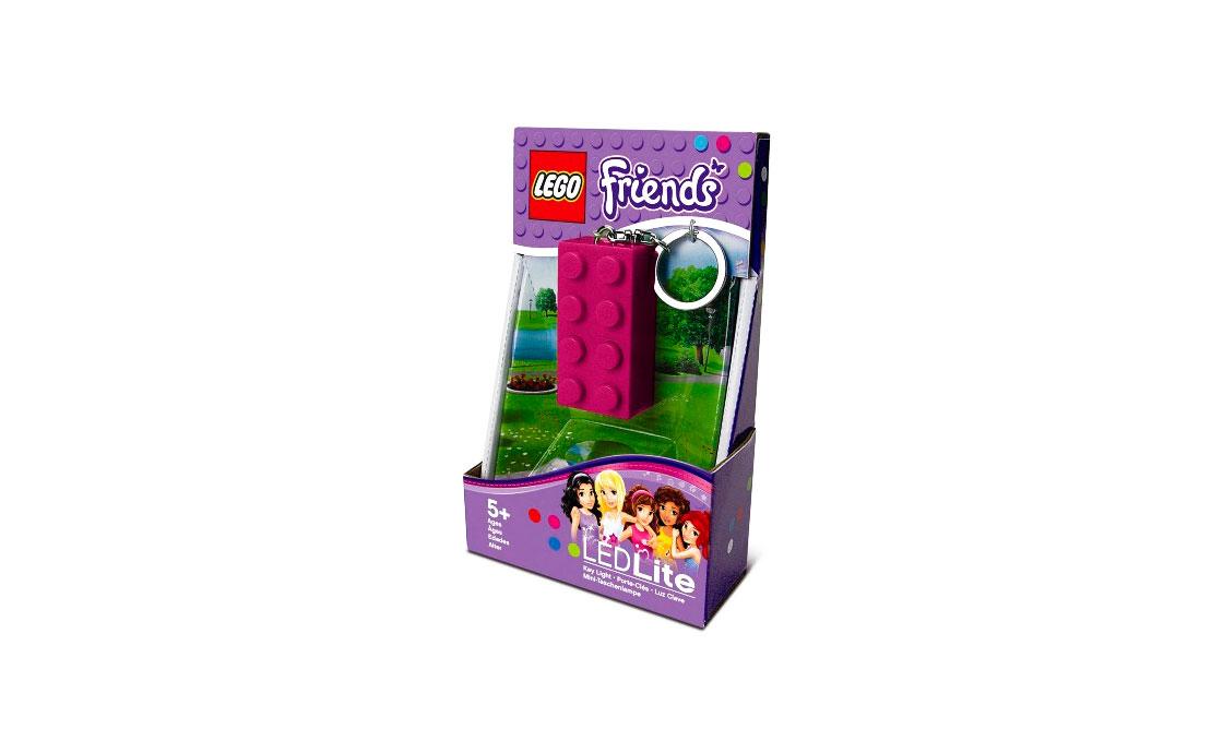 LEGO Accessories Friends брелок-фонарик (LGL-KE5F-BELL)