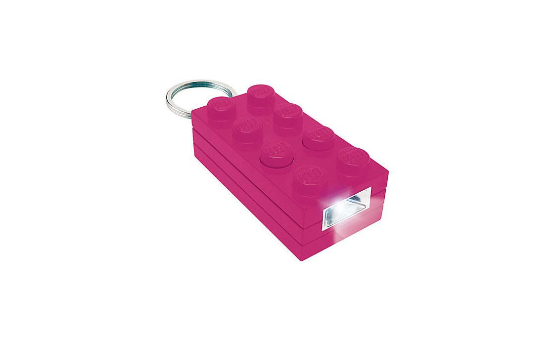 LEGO Accessories Фонарик-брелок для девочек с батарейками (LGL-KE5G)