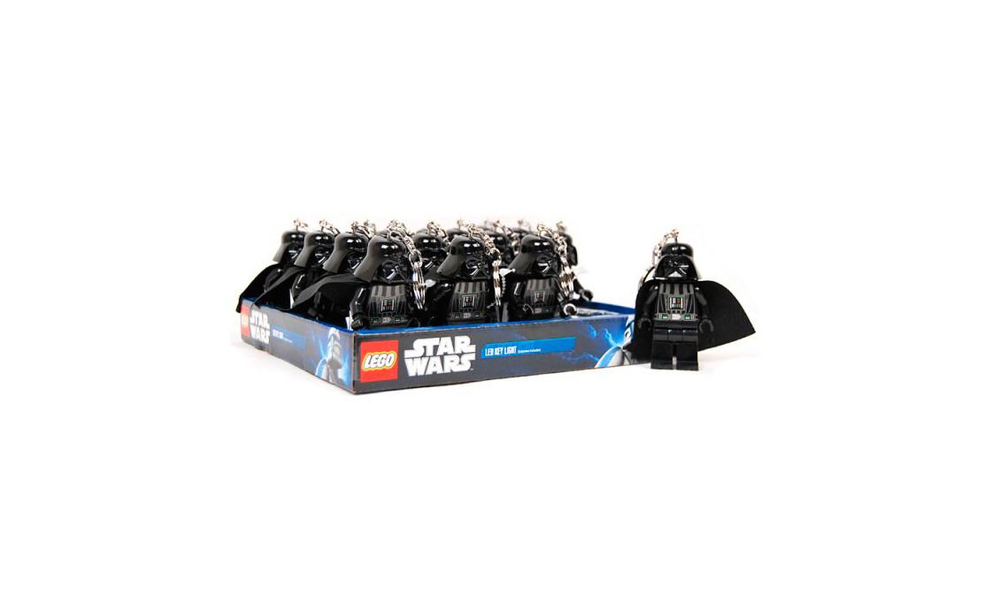 LEGO Accessories Брелок-фонарик Дарт Вейдер (LGL-KE7T 16CТМ)