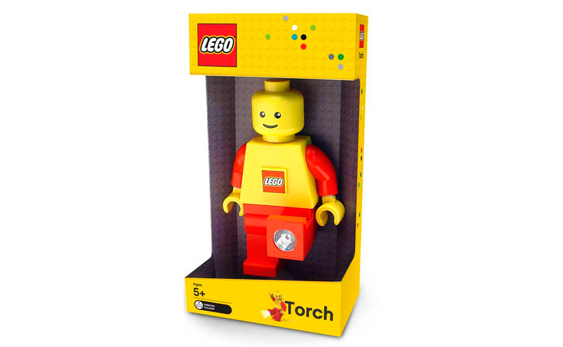 LEGO Accessories Фонарик без батареек (LGL-TO1)