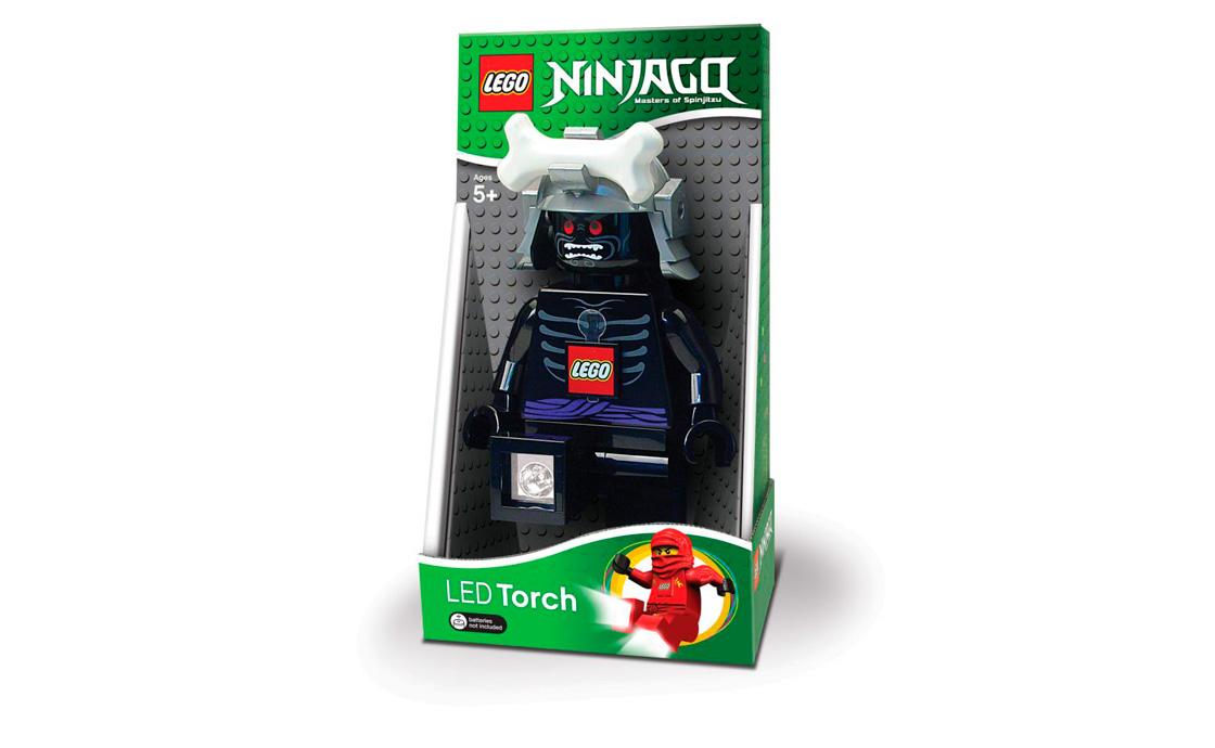 LEGO Accessories Фонарик-факел Ниндзяго Гармадон с батарейкой (LGL-TO4GB)