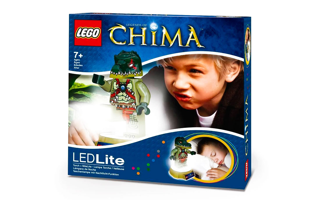 LEGO Accessories Лампа Краггер (LGL-TOB16-BELL)