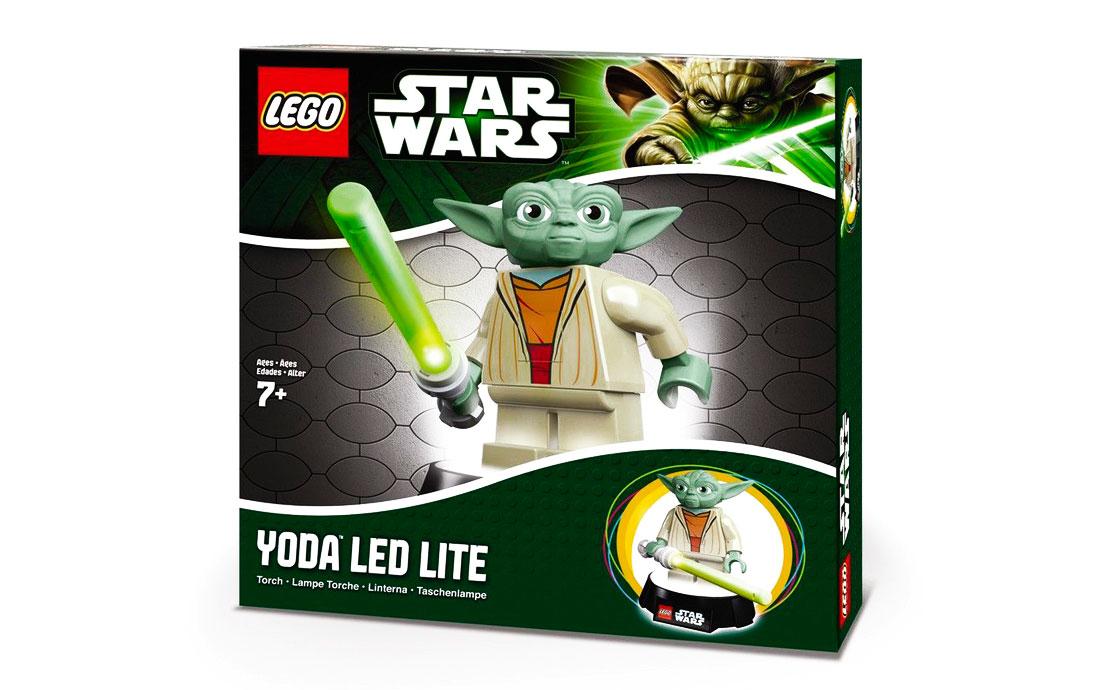 LEGO Accessories Настольная лампа Yoda (LGL-TOB6-BELL)