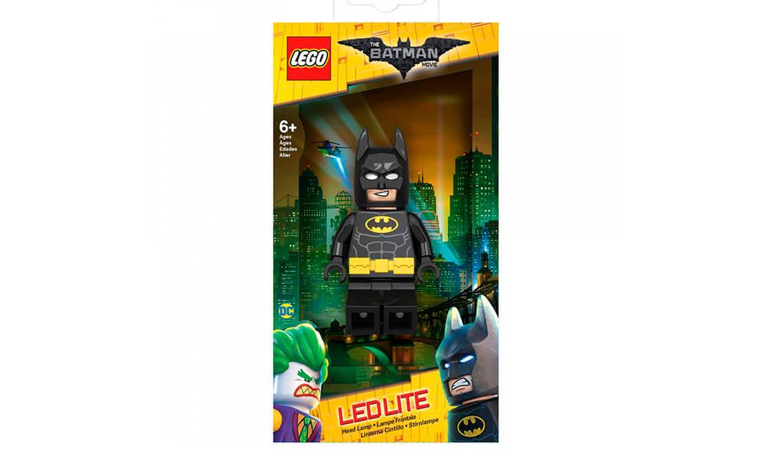 THE LEGO BATMAN MOVIE LEGO Accessories IQ Бетмен – ліхтарик на голову (LGL-HE20)