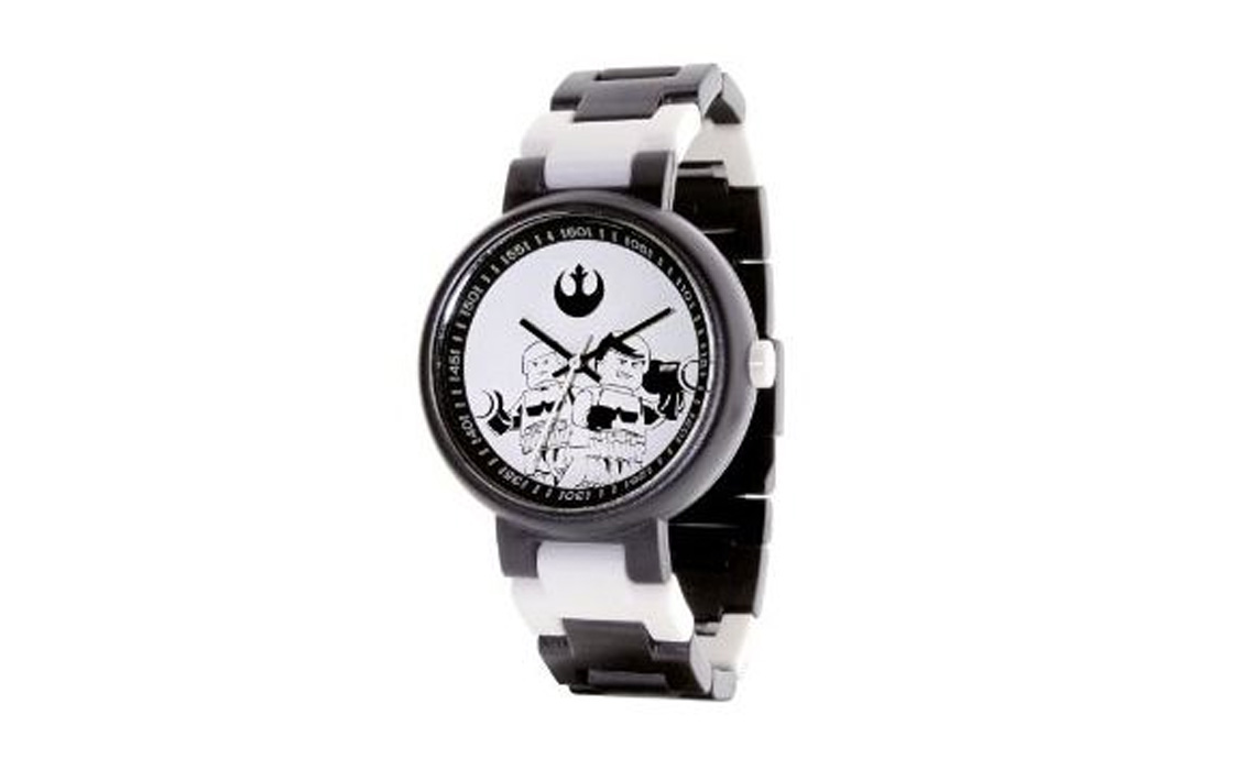 Годинник Star Wars Adult Luke & Han Solo Watch (3408-STW1)