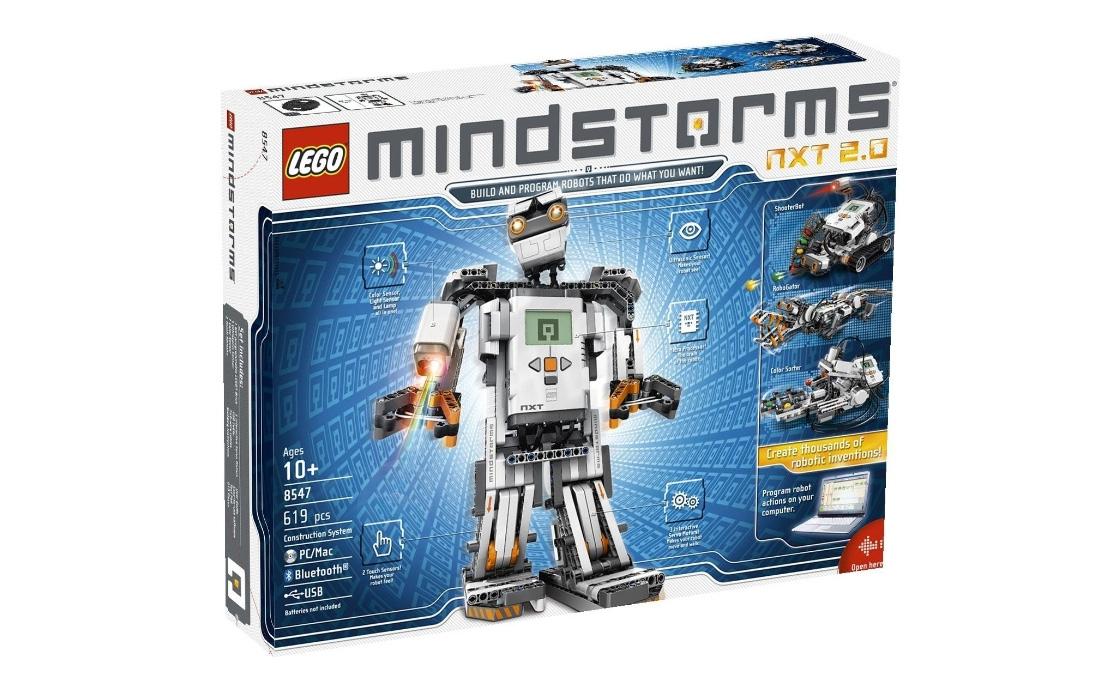 LEGO MINDSTORMS Mindstorms NXT 2.0 (8547)